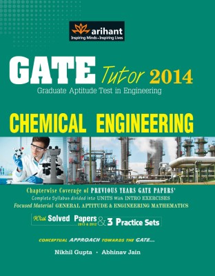 GATE Tutor 2014 - Chemical Engineering : Chapterwise Coverage of Previous Years GATE Papers price comparison at Flipkart, Amazon, Crossword, Uread, Bookadda, Landmark, Homeshop18