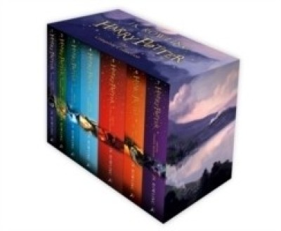 Harry Potter - The complete Set