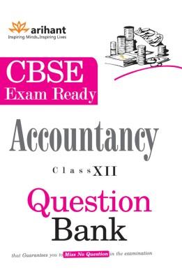 CBSE - Accountancy Question Bank (Class 12) (English) 2nd  Edition price comparison at Flipkart, Amazon, Crossword, Uread, Bookadda, Landmark, Homeshop18
