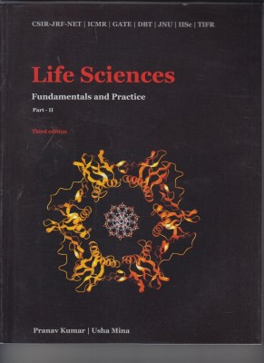 Buy Life Sciences : Fundamentals and Practice Part- II 3/e (English): Book
