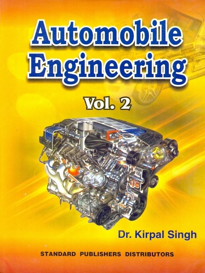 Automobile engineering kirpal singh vol 1 - SlideShare