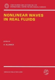 Nonlinear Waves in Real Fluids (English) 1st Edition (Paperback)