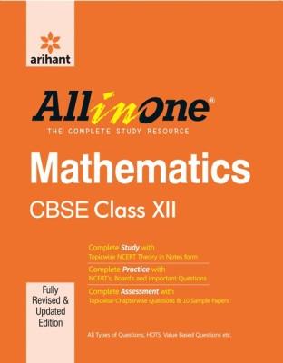 CBSE All in One MATHEMATICS Class 12th (English) Fully Revised Updated  Edition price comparison at Flipkart, Amazon, Crossword, Uread, Bookadda, Landmark, Homeshop18