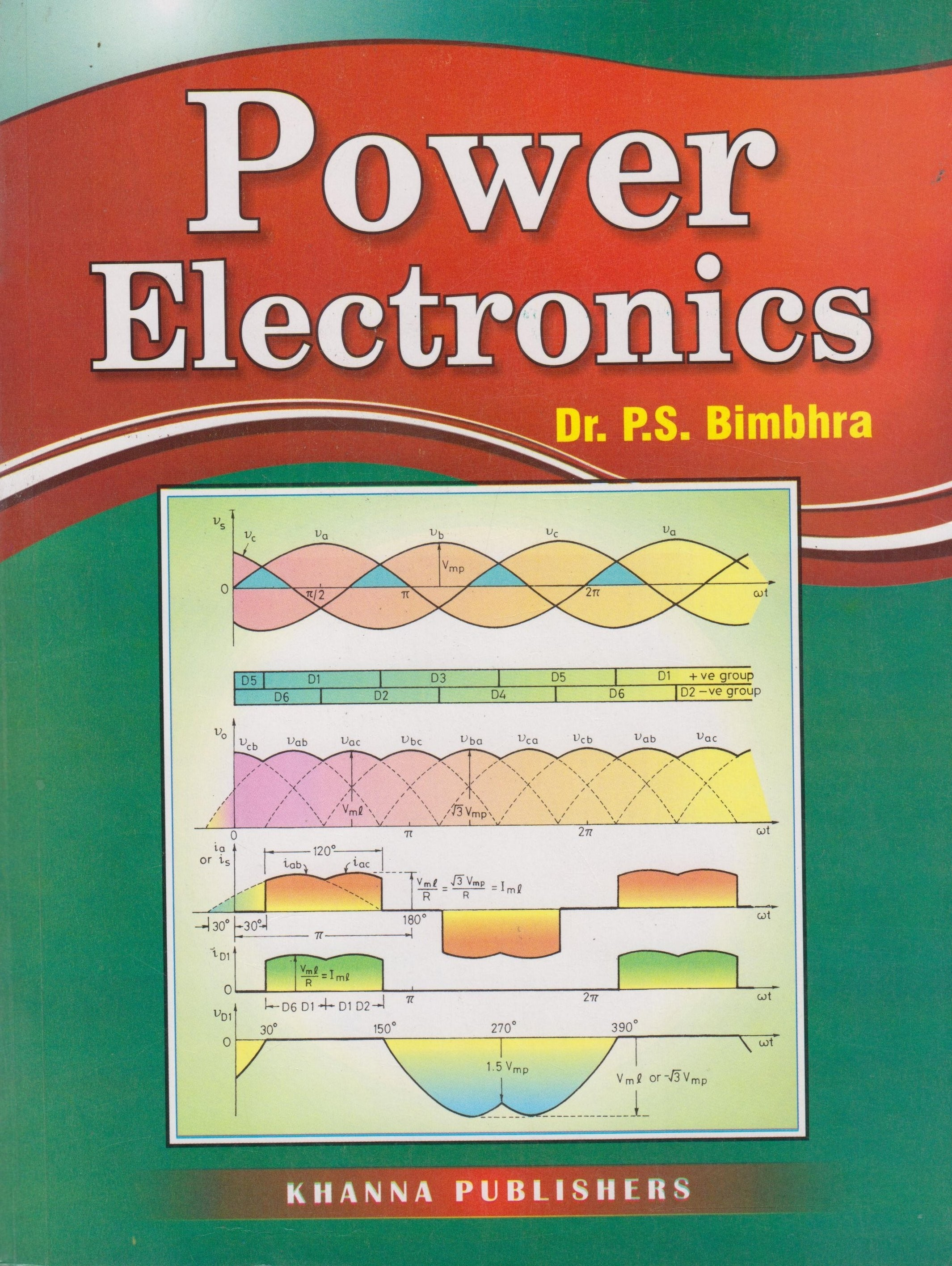 Can anyone recommend a good book in power electronics