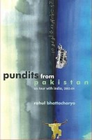 PUNDITS FROM PAKISTAN: Book