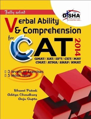 Buy Verbal Ability & Comprehension for CAT 2014 1st Edition: Book