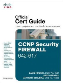 CCNP Security Firewall 642-617 Official Cert Guide (English) (Hardcover)