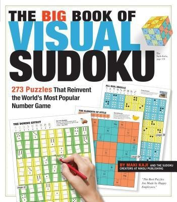 The Big Book of Visual Sudoku (English) price comparison at Flipkart, Amazon, Crossword, Uread, Bookadda, Landmark, Homeshop18