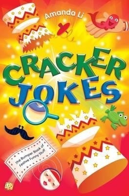 Buy Cracker Jokes: The Bumper Book of Festive Funny Stuff: Book