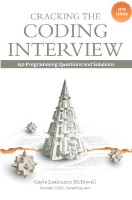 Cracking the Coding Interview : 150 Programming Questions and Solutions (English) 5th Edition: Book