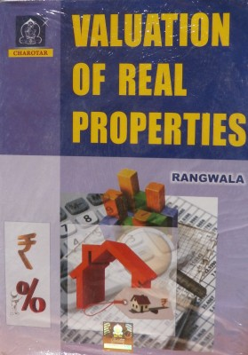 Valuation of Real Properties 9/e price comparison at Flipkart, Amazon, Crossword, Uread, Bookadda, Landmark, Homeshop18
