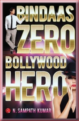 Buy Bindaas Zero Bollywood Hero (English): Book