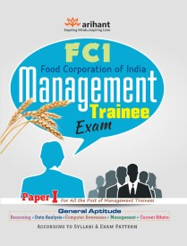 FCI - Management Trainee Exam : Paper I for All the Post of Management Trainees (English) 1st Edition (Paperback)