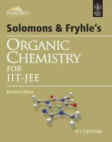 Solomons & Fryhle'S Organic Chemistry For Iit-Jee, Revised Ed 1st Edition: Book