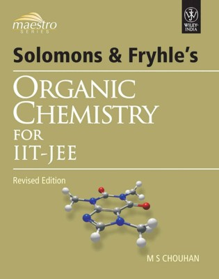 Buy Solomons & Fryhle'S Organic Chemistry For Iit-Jee, Revised Ed 1st Edition: Book