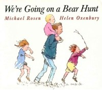 We're Going On A Bear Hunt (English): Book