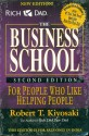 Rich Dad\'s Business School For People Who Like Helping People (English): Book