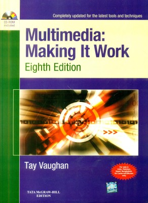 Buy Multimedia : Making it Work (With CD) (English) 8th Edition: Book