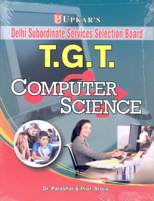 DSSSB T.G.T. Computer Science (English) price comparison at Flipkart, Amazon, Crossword, Uread, Bookadda, Landmark, Homeshop18