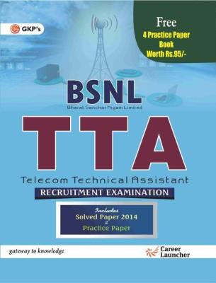 Guide to Bsnl Telecom Technical Assistant (TTA) Includes Free Practice Paper (Combo) (English) 6 Edition price comparison at Flipkart, Amazon, Crossword, Uread, Bookadda, Landmark, Homeshop18