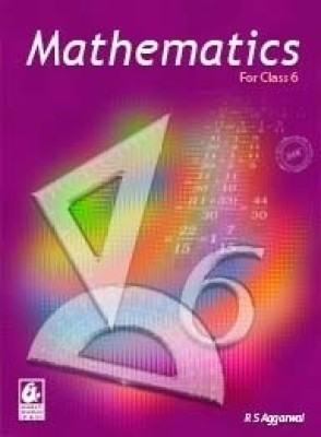 Buy Mathematics For Class 6 (7/e) PB (English): Book
