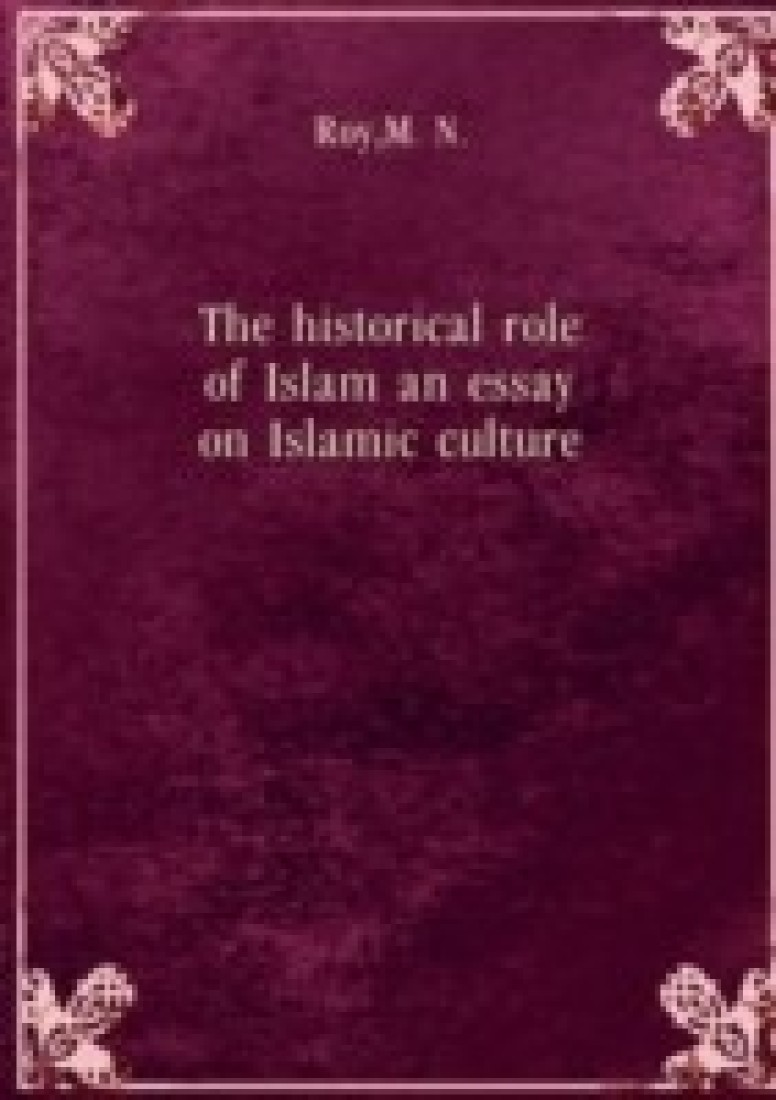 Islam and the West - Oxford Islamic Studies Online