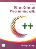 OBJECT ORIENTED PROGRAMMING WITH C + 5th  Edition: Book