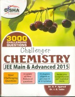 Challenger Chemistry - JEE Main & Advanced 2015 (English) 10th Edition: Book