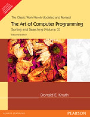Buy The Art of Computer Programming : Sorting and Searching (Volume - 3) 2nd Edition: Book