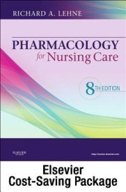 Pharmacology for Nursing Care - Text and Study Guide Package (English) 8th Edition (Hardcover)
