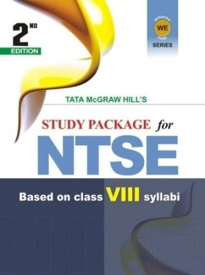 Buy Study Package for NTSE (Based on Class - VIII Syllabi) (English) 2nd Edition: Book