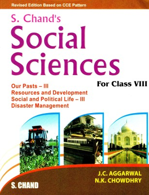 Book of social science for class 8
