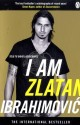 I Am Zlatan Ibrahimovic: Book