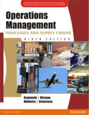 Buy Operations Management : Processes and Supply Chains (English) 9th  Edition: Book