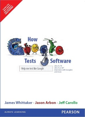 Buy How Google Tests Software (English): Book