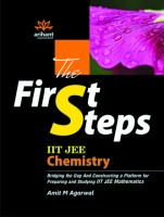 IIT JEE Chemistry: First Steps: Book