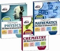 Challenger Physics / Chemistry / Mathematics - JEE Main & Advanced 2015 (Set of 3 Books) (English) 10th Edition: Book