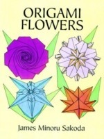 Origami Flowers (English): Book