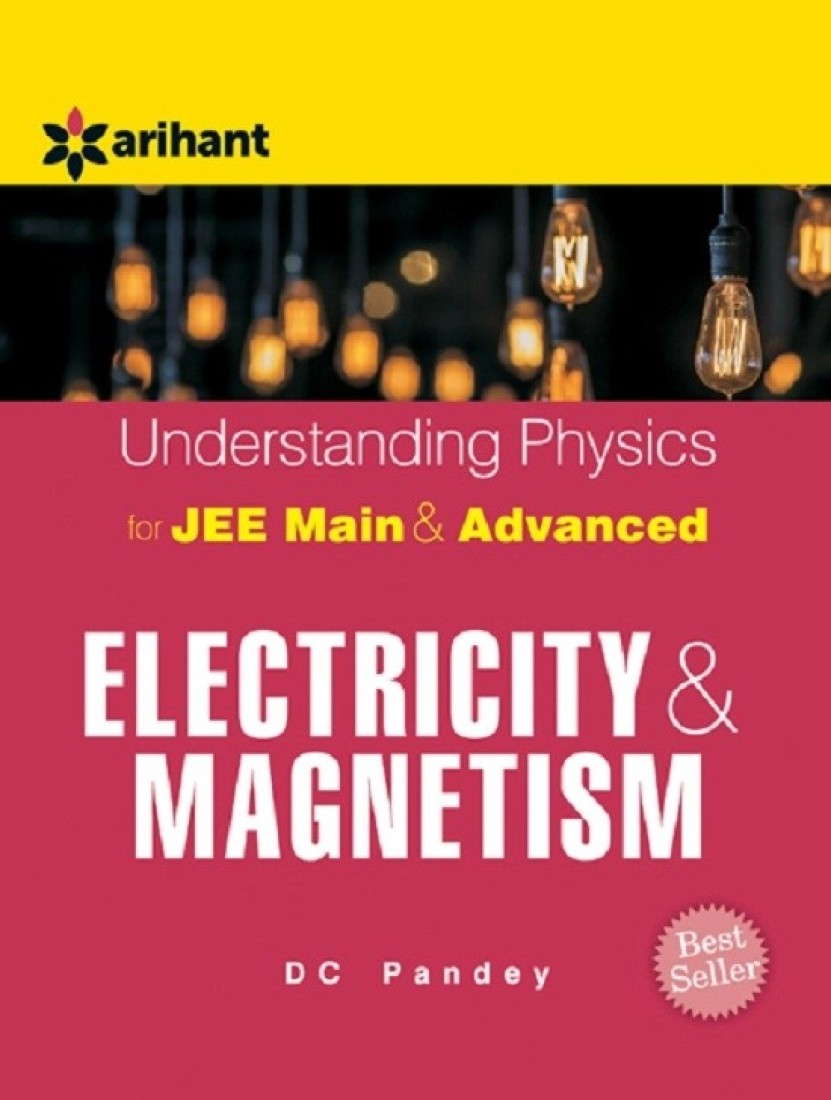 Understanding Physics For JEE Main & Advanced Electricity ...