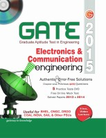 GATE 2015 - Electronics & Communication Engineering (With DVD) (English) 12th Edition: Book