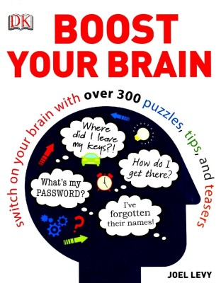 Boost Your Brain (English) price comparison at Flipkart, Amazon, Crossword, Uread, Bookadda, Landmark, Homeshop18