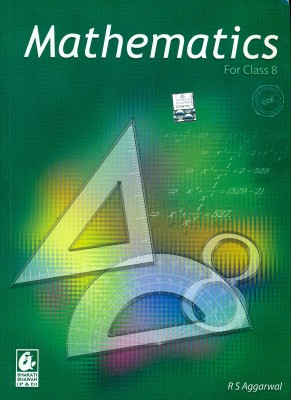 Buy Mathematics (Class 8) (English) 8th  Edition: Book