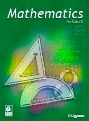 Buy Mathematics for Class 8: Book