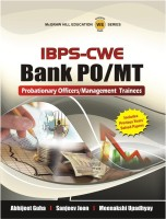 IBPS - CWE Bank PO/MT (English) 1st Edition: Book