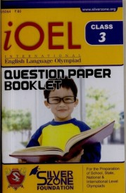 IOEL - International Olympiad of English Language Question Paper Booklet (Class - 3) (English) (Paperback)