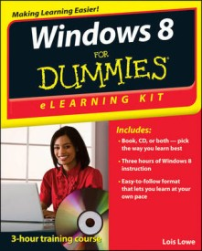 Windows 8 Elearning Kit for Dummies (English) (Paperback)
