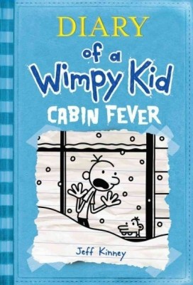 Buy Diary of a Wimpy Kid: Cabin Fever (Book - 6) (English): Book