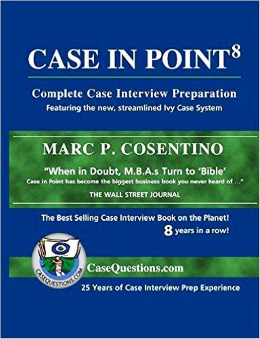case in point interview preparation pdf