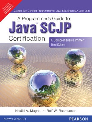 Buy A Programmer's Guide To Java SCJP Certification : A Comprehensive Primer 3rd  Edition: Book