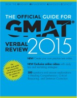 The Official Guide for GMAT Verbal Review 2015 (English): Book